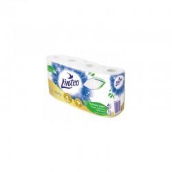 Papier toaletowy Linteo 8 rolek 4 warstwy NOWOŚĆ