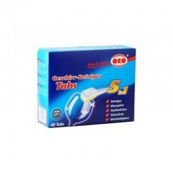 ORO Tabletki do mycia naczyń w zmywarkach 5w1