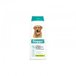 HAPPS szampon pielęgnacyjny dla psów o sierści jasnej