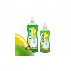 LUCEK jabłkowo - cytrynowy płyn do mycia naczyń 1l