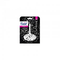 Brait kostka do wc DECOR Floral 40g