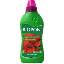 BIOPON nawóz do pelargonii płyn 1l