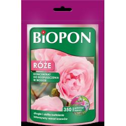 Biopon koncentrat do róż 350g