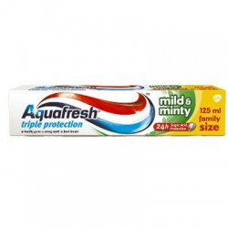 PASTA AQUAFRESH MILD AND...