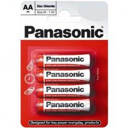 BATERIA PANASONIC 4SZT R6 blister PROMOCJA
