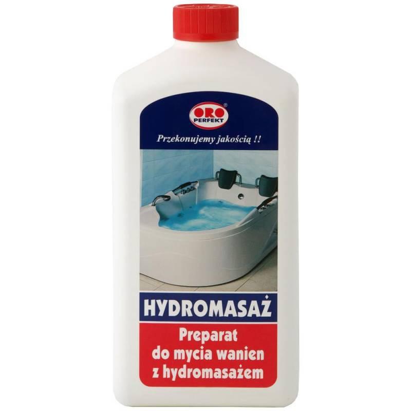 Oro preparat do mycia wanien z hydromasażem 1l