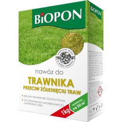 BIOPON do trawnika przeciw żólknięciu - 1kg
