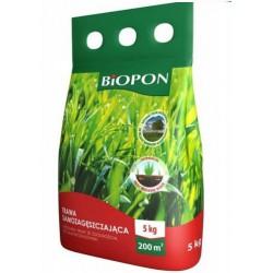 Nasiona trawy Biopon 5 kg samozagęszczająca 200 m kw.