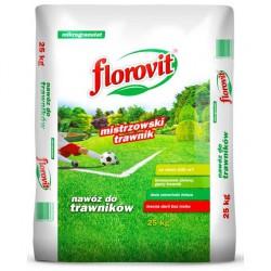 Florovit nawóz granulowany do trawników z mchem 25kg
