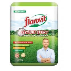 FLOROVIT nawóz do trawnika SZYBKI EFEKT 25 kg