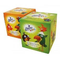 Chusteczki higieniczne Linteo Premium BOX kids 80szt.
