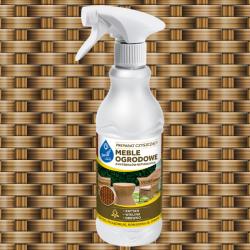 MILL clean GARDEN preparat czyszczący meble ogrodowe - drewno, wiklina, rattan