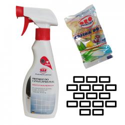 Oro Preparat do czyszczenia fug, spoin  białych i kolorowych 500 ml