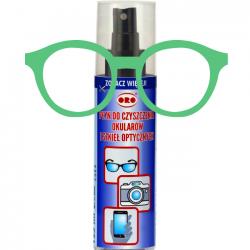 Płyn do czyszczenia okularów ORO NIEMIECKA JAKOŚĆ spray