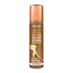 Venus, Leg Make-Up rajstopy w sprayu CIEMNA KARNACJA 75 ml