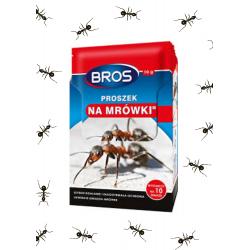 Proszek na mrówki Bros 10x10g saszetki skuteczny