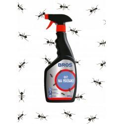 Mrówki preparat SPRAY na MRÓWKI 500ml BROS skuteczny