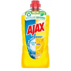 Ajax SODA OCZYSZCZAJĄCA+CYTRYNA płyn uniwersalny1l