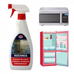 ORO Preparat do mycia, higieny lodówek i kuchenek mikrofalowych