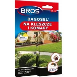 OPRYSK na komary, kleszcze i muchy BROS BAGOSEL 50ML