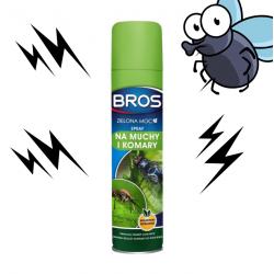 Bros Zielona Moc Spray na muchy i komary 300 ml