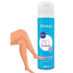 Żel do golenia ALOES Venus 200ml skóra wrażliwa
