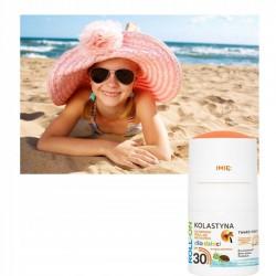 Ochronny roll-on słońce dla dzieci SPF30 KOLASTYNA